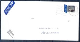 J505- Postal Used Cover. Posted From Nederland Netherlands To Pakistan. - Netherlands