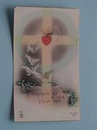 Doopgeloften Marie-Louise - 16-10-1956 Miniemen ( 1422 FB / Zie Foto's ) ! - Communion