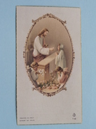 Plechtige Geloofsbelijdenis Vuerinckx Jeannie - 23 Mei 1954 St. Bernard Lubbeek ( Druk. Vranckx Koster / Zie Foto's ) ! - Communion