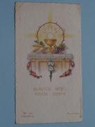 Plechtige H. Communie Jozef DE REZE - 3 Mei 1951 St. Jan Berchmans Te Diest ( Druk. Uten Diest / Zie Foto's ) ! - Communion