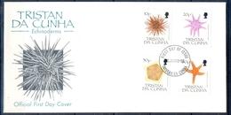 J529- Tristan Da Cunha 1990. Vita Marina Marine Life. Sea Animals. Star Fish. - Tristan Da Cunha