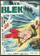 No PAYPAL !! : BLEK 345 ( Mitton Cover ) Avec Blek Le Roc + GALLIX ,Etc... , BD Éo Petit Format Lug ©.1979 TTBE++ - Blek