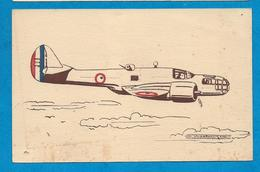 Avion  GLENN MARTIN    Appareil Multiplace De Bombardement - 1939-1945: 2ème Guerre