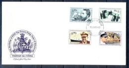 J550- Tristan Da Cunha 1991. 70th Birthday Of Prince Phillip Duke Of Edinburgh. Ship. - Tristan Da Cunha