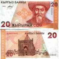 Kirghizistan 20 SOM Pick 10 NEUF - Kirghizistan