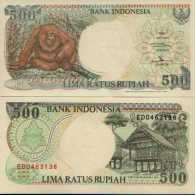 Indonésie - Indonesia 500 RUPIAH (1994) Pick 128c SUP (XF) - Indonesië