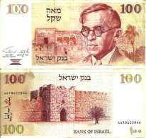 Israël 100 SHEQALIM ( 1979 ) Pick 47a TTB (VF) - Israel