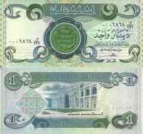 Irak 1 DINAR Pick 69 (Sig 21) NEUF - Iraq
