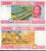 Congo 2000 FRANCS Pick 108T NEUF - Zonder Classificatie