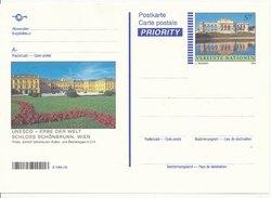 1999 Unused Pre Paid Postcard - Centre International De Vienne