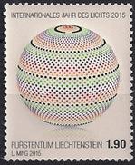 2015 Liechtenstein Mi. 1746  **MNH  Internationales Jahr Des Lichts - Liechtenstein