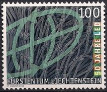 2015 Liechtenstein Mi. 1748  **MNH . 50 Jahre Liechtensteinischer Entwicklungsdienst - Liechtenstein