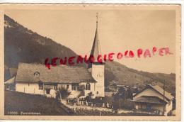SUISSE- ZWEISIMMEN   BERNE - BE Berne