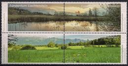 2015 Liechtenstein Mi. 1761-4  **MNH . Schwabbrünnen. - Liechtenstein