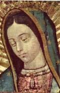 Santino MADONNA (con Manto Stellato) - N28 PERFETTO - Religione & Esoterismo
