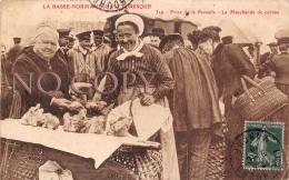 50 - Foire De La  Pernelle - La Marchande De Cornus - France
