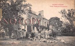 50 - St Saint Léger - Villa Thérèse Françoise - Francia