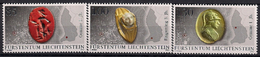 2015 Liechtenstein Mi. 1779-81  **MNH  Archäologische Funde - Liechtenstein
