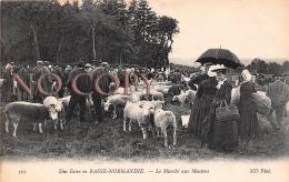 50 - Une Foire En Basse Normandie - Le Marché Aux Moutons - Frankreich