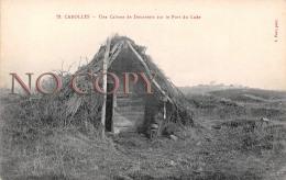 50 - Carolles - Une Cabane De Douaniers Sur Le Port Du Lude - Frankreich