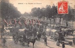 62 - Arras - Le Marché Aux Chevaux - Arras