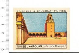 Chromo Pupier Afrique Tunisie Kairouan La Grande Mosquée 138/24-N - Sonstige