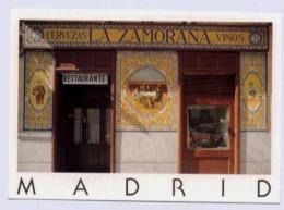 MADRID Restaurante La Zamorana - Hoteles & Restaurantes