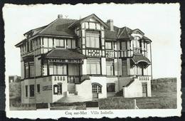 DE HAAN - LE COQ - Villa Isabelle - RR - Circulé - Circulated - Gelaufen - 1949. - De Haan
