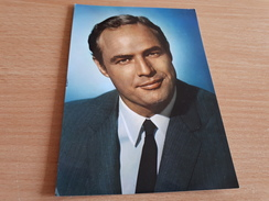 Postcard - Film, Actor, Marlon Brando    (V 31676) - Actores