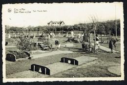 DE HAAN - LE COQ - Tom Thumb Golf - Circulé - Circulated - Gelaufen - 1949. - De Haan