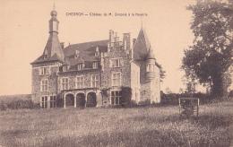 CHEVRON : Château De M. Simonis à La Neuville - Ohne Zuordnung