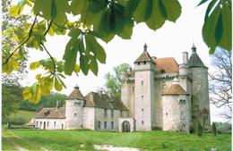 Ahun - Château De Villemonteix - Autres Communes
