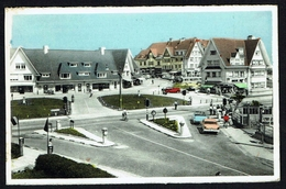DE HAAN - LE COQ - Place Léopold - Leopoldplaats - Circulé - Circulated - Gelaufen - 1964. - De Haan