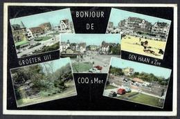 DE HAAN - LE COQ - 5 Vues Diverses - Circulé - Circulated - Gelaufen. - De Haan