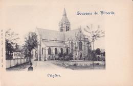 VILVOORDE : L'église - Belgique