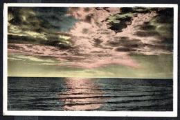 DE HAAN - LE COQ - Coucher De Soleil Sur La Mer - Circulé - Circulated - Gelaufen - 1961. - De Haan