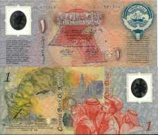 Koweït 1 DINAR Pick CS1 NEUF - Koweït