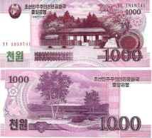 Corée Du Nord - Korea 1000 WON - 2008 - Pick 64 - UNC - Corée Du Nord
