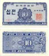 Corée Du Sud 10 JEON Pick 28 NEUF - Corée Du Sud