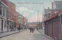 HAINE-SAINT-PIERRE : Rue De La Station - Belgique