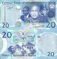 Lesotho 20 MALOTI Pick 22 NEUF - Lesotho