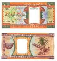 Mauritanie 200 OUGUIYA Pick 5a NEUF - Mauritanie