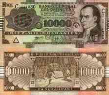 Paraguay 10 000 GUARANIES Pick 224 NEUF - Paraguay