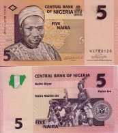 Nigeria 5 NAIRA (2006) Pick 32a NEUF - UNC - Nigeria