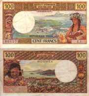 Nouvelle-Calédonie 100 FRANCS Pick 63b TTB- - Nouméa (New Caledonia 1873-1985)
