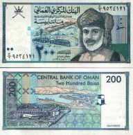 Oman 200 BAISA Pick 32 NEUF - Oman