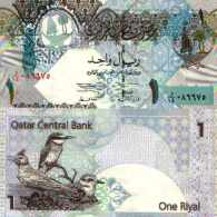 Qatar 1 RIYAL Pick 20 NEUF - Qatar
