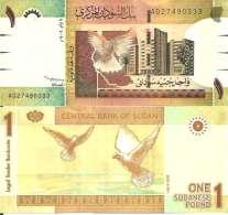 Soudan - Sudan 1 POUND2006  Pick 64 NEUF - UNC - Soudan