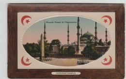 CONSTANTINOPLE (TURQUIE) - MOSQUEE AHMED ET L'HIPPODROME - Turkije