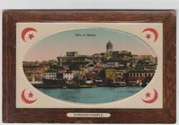 CONSTANTINOPLE (TURQUIE) - PERA ET GALATA - Turkije